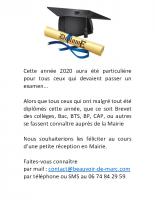Affiche diplômes