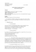 CR Conseil ecole 03112020