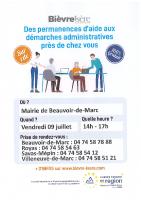 Aide aux demarches administratives